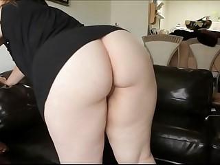 BBW with a Hot Fat Ass Fucks BBC