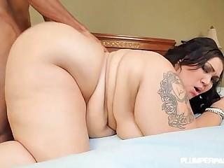 Super Sexy SSBBW Anastasia Vanderbust