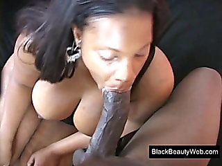 Darksome big beautiful woman Rides Huge Dark Penis threateningmenacing HoodFuckTapes.com