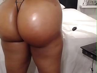 HD Fat ass ebony on webcam - AdultWebShows.com