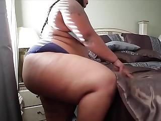 My Fat Ass Booty Striptease