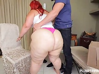 Big Booty Latina Victoria Secret Takes It Deep In Her Ass