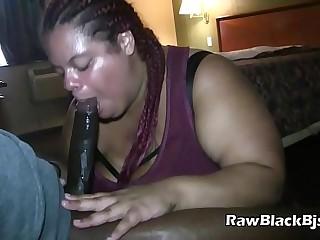 Real Dick Sucking BBW