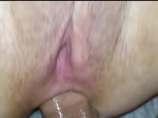 Sexy BBW anal fuck
