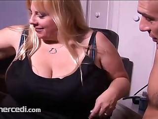 BBW Cassie Blanca Takes A Creampie Ass, BBW Big Tits Creampie Cumshot Exclusive Hardcore Mature
