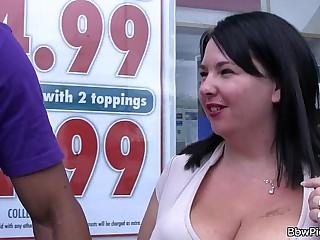 Bbw interracial 69 oral fun