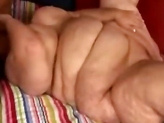 Huge woman getting fucked by this guy