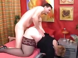 German Big Booty BBW