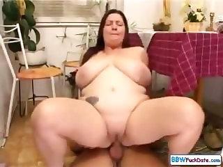 Large BBW Porn Show