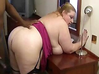 Fuck my white plump granny