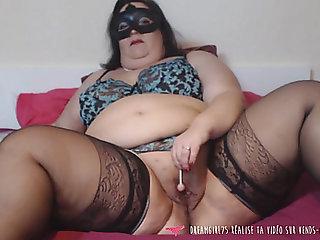 Feet fetish french dilettante big beautiful woman vendstaculotte