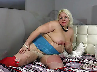 NiceLooking big beautiful woman stars in juvenile fatties compilation