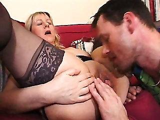 Busty British Milf Part 1