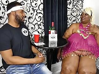 Huge Massive Donk Belly Interview Nikki Nailz Part 2