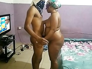 Bbw lady gets her ass rammed hard with no mercy
